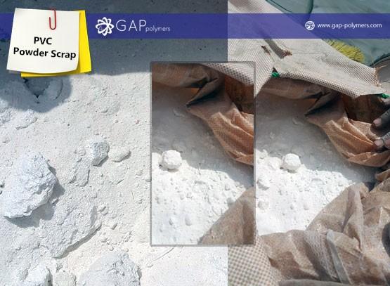 PVC Powder Scrap